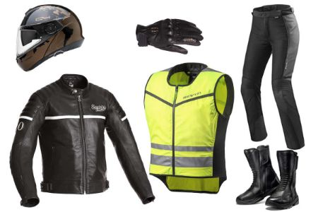 Picture for category Riding Gear